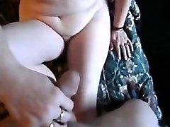 fat bbw latina milf takes big black cock in her ass