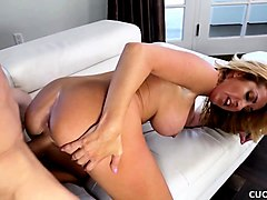janna hicks seduces her husbands friend while he watches
