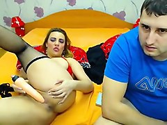 big momma gets fucked and cummed