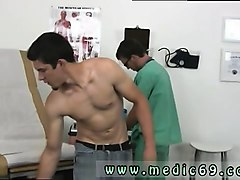 nude college boy physical exam and gay doctor examination fr