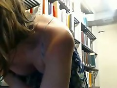 amateur happy giggling brunette exposes her rack and small tits
