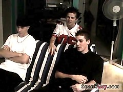 teen spanked cum movie gay kelly beats the down hard
