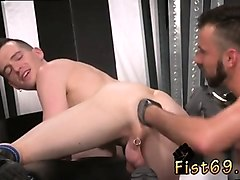 foot licking and anal fisting gay aiden woods is on his back