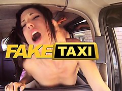 fake taxi natural small tits and a nice tight smooth