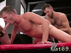handsome gays having oral sex office toned and scruffy jacob