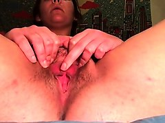 slutty milf solo masturbation to orgasm