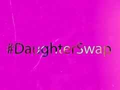 daughterswap - videogame daughters fuck each others dads