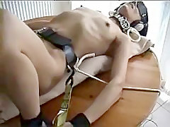 Opal Tied Up And Forced To Orgasm