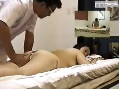 Hidden Cam Massage P1
