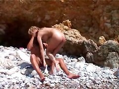 Stunning Bikini Blonde Sex On The Beach