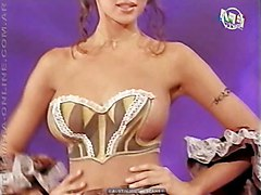 Body Painting Nude On Tv Show