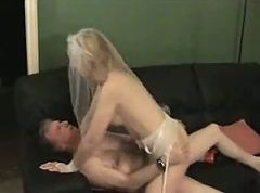 Here Cums The Bride II