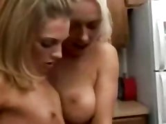 Brianna Seduces Malory In Rough Way