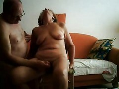 Amateur Older. Great Orgasm Of Slut Grandma 2