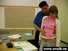 Katja Gets Fucked By Her Teacher