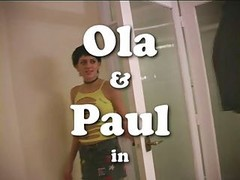 Ola And Paul Creampie Ama Couple