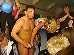 Cfnm - Male Strippers Gone Wild