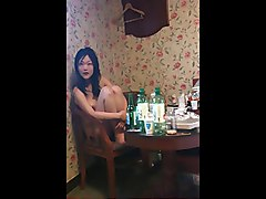Korean Friend&039;s Homemade Video