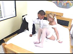 Shemale Fucks Boy In The Wedding Night