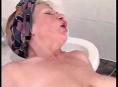 Hairy Granny Fucked by TROC