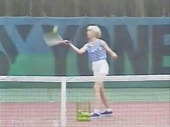 Tennis Fisting (the Complete Vidz)